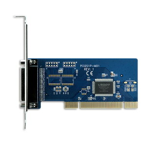 《送料無料》ポートを増やしタイ パラレル 1ポート PCI接続インターフェイスカード CENTURY/センチュリー[CIF-P1PCI]