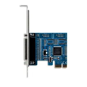 《送料無料》ポートを増やしタイ パラレル 1ポート PCIe接続インターフェイスカード CENTURY/センチュリー[CIF-P1PCIe]