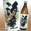 【芋焼酎】海童 黒麹造り25度 900mL