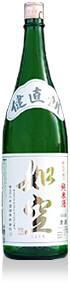 【青森の酒】如空純米銀ラベル1.8Lの商品画像