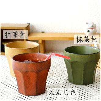 日本瓷器杯子溫暖日本與杯冰的咖啡屋咖啡館 ♪ 自由杯杯水杯日本美濃潔具