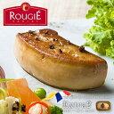 ROUGIE社フランス産フォアグラ・ド・カナール エクストラ2約500g[500~700g]クール[冷凍]便でお届け10個まで1配送でお届け【3~4営業日以内に出荷】