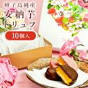 母の日 ギフト 送料無料 スイーツ  種子島産100% スイートポテト チョコレート 洋菓子 和菓子 2019 内祝い プレゼント 土産 お土産 お返し かわいい 誕生日