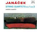 ヤナーチェク:弦楽四重奏曲《クロイツェル・ソナタ》、《ないしょの手紙》(CD)
