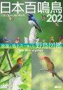 日本百鳴鳥 202 にほんひゃくめいちょう/映像と鳴き声で愉しむ野鳥図鑑(DVD)【趣味・教養 DVD】
