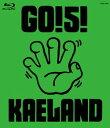 ショッピングKAELAND 『GO!5!KAELAND』ライヴBlu-ray DiscCOXA-1002