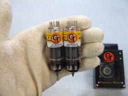 EL84R DT (マッチドペア) 2本セット販売 パワー管 ロシア製真空管 グルーブチューブ【送料無料】【smtb-u】【あす楽対応_関東】