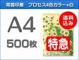 【特急便】A4クリアファイル500枚(単価88円)