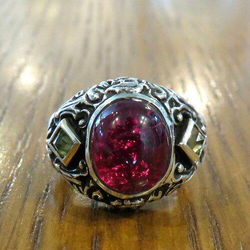 Celia de Flers Libertine Ring Silver