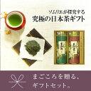お茶 緑茶 こだわりの高級煎茶ギフト ソムリエブレンド 【芙蓉】130g 【富士緑】125g 緑
