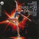 【チャコット 公式(chacott)】【CD】DIVAS FOR BALLET