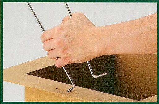 【茶道具】炉壇聚楽色炉壇の紹介画像3