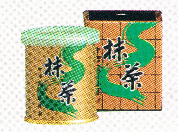 【抹茶/Matcha】京都宇治【山政小山園】抹茶用ギフトケース(30g用)