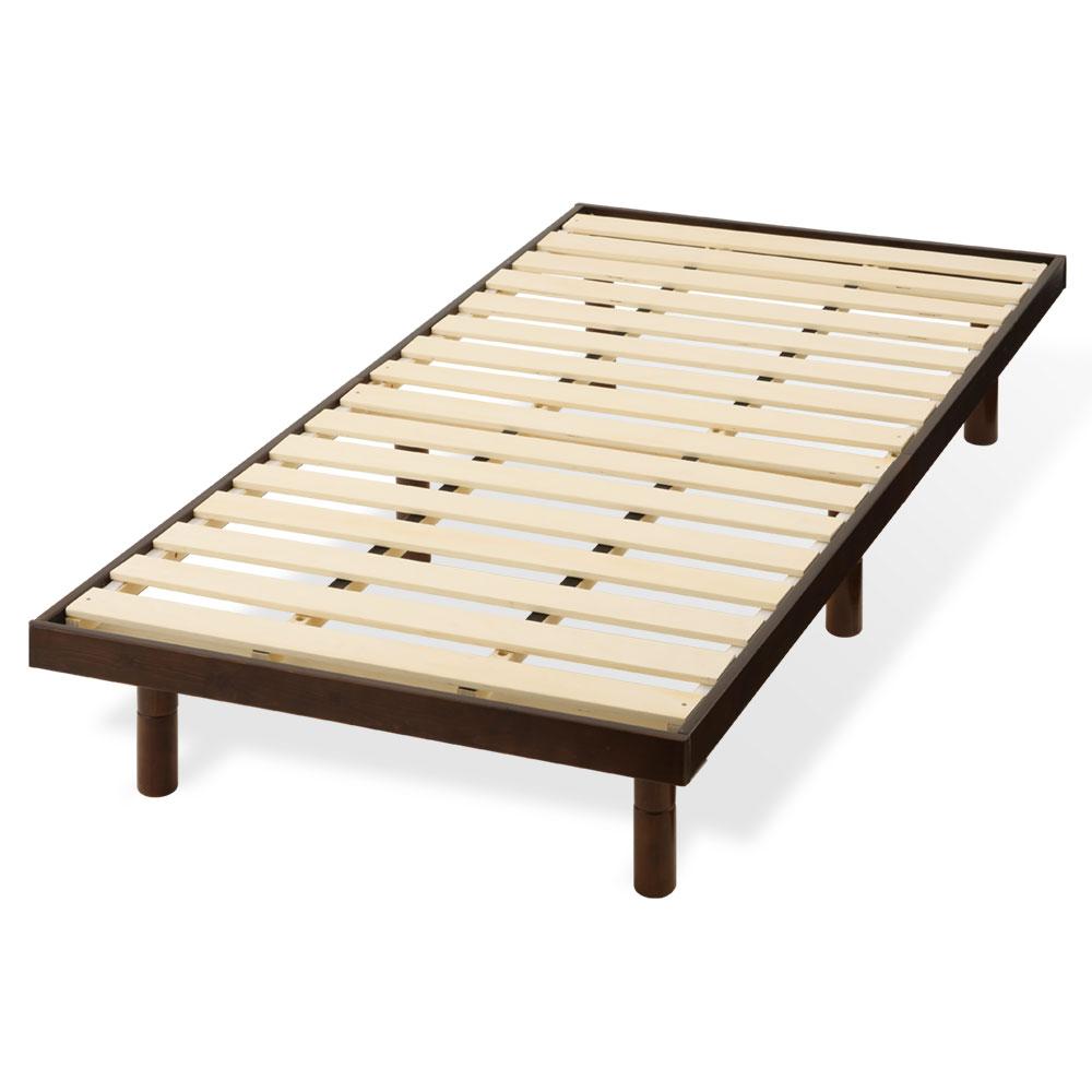 【 クーポンで2,672円引き 】 シングルベッド シングル ベッド ベット 桐 きり キリ すのこベッド スノコベッド 寝具 パイン 天然木製 睡眠 子ども 子供部屋 キッズ ナチュラル カントリー おしゃれ あす楽対応