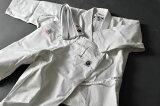 【新商品】帆布合気道衣上下帯3点セット(上衣?パンツ?帯)