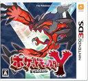 【新品】3DS ポケットモンスターY【ゆうパケット発送可。送料¥200。代引き不可】