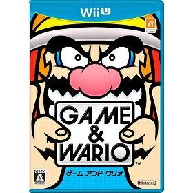 【新品】WiiU ゲーム&ワリオ【送料無料・メール便発送のみ】(着日指定・代金引換発送は出来ません。)
