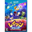 【新品】WiiU レイマン レジェンド【ゆうパケット発送可。送料¥200。代引き不可】