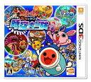 【新品】3DS 太鼓の達人 どんとかつの時空大冒険【メール便発送可能。送料¥200。着日指定・代引き不可】