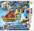 【新品】3DS 妖怪ウォッチバスターズ 白犬隊 特典同梱 外付け「キャプテンサンダー Bメダル」付【メール便発送可。送料¥200。代引き不可。】