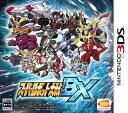 【新品】3DS スーパーロボット大戦BX初回封入特典付き【送...