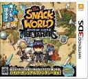 【新品】3DS スナックワールドトレジャラーズ【送料無料・メ