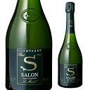 サロン ブラン ド ブラン [2002] 750ml[シャンパン][シャンパーニュ][限定品]【お一人様1本まで】<P10対象外>
