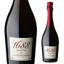 【P10倍】1688 グラン ロゼ 高級ノンアルコール スパークリング Grand Rose フランス