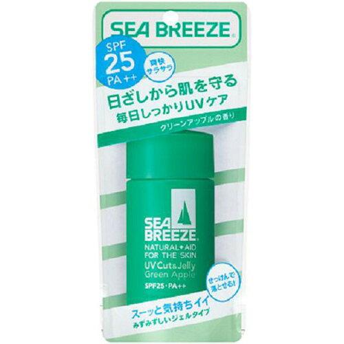 シーブリーズ UVカット&ジェリーグリーンアップルの香り 60ml