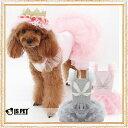 【新作】【春夏】【Sale 3240円】【犬 服】バタフライチュチュドレス【ISPET】【メール便OK】