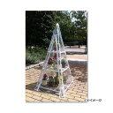 グリーンキーパー ピラミッド (3段) 組立式簡易温室 関東当日便