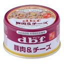 箱売り デビフ 豚肉&チーズ 85g 正規品 国産 ドッグフード お買い得24缶入 関東当日便