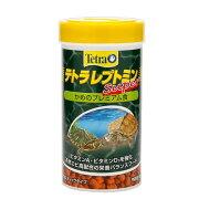 テトラ レプトミン スーパー 85g テトラ ジャパン 爬虫類 カメ 餌 エサ 水棲ガメ用 関東当日便