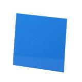 30厘米蓝色回屏幕立方体[30cmキューブ用 バックスクリーン 青 スカイブルー 関東当日便]