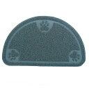 iCat 猫の砂取りマット 猫 トイレ 砂取り 関東当日便