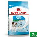 ロイヤルカナン SHN ミニ ジュニア 子犬用 2kg 正規品 3182550793001 お一人様5点限り 関東当日便