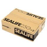 お一人様1点限り シーライフ 500リットル用(250L×2袋) 人工海水 関東当日便