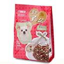 サンライズ プチアンジュ 超小型犬 7歳以上の高齢犬用 250g(50g×5パック) ドッグフード 高齢犬用 関東当日便