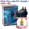 テトラ バリューAXパワーフィルター VAX−60 水槽用外部フィルター【HLS_DU】