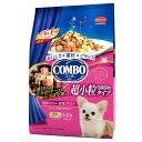 コンボ ドッグ 超小型犬用 角切りささみ 野菜ブレンド 840g (168g×5) ドッグフード 国産 関東当日便