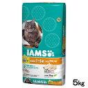 毛玉ケア アイムス 体重管理用 1歳〜6歳 うまみチキン味 5kg 正規品 キャットフード アイムス IAMS 成猫用 関東当日便