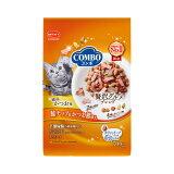 コンボ かつお味・鮭チップ・かつおぶし添え 700g(小分け140g×5袋) キャットフード 関東当日便