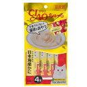 いなば CIAO(チャオ) ちゅ~る とりささみ&日本海産かに 14g×4本 猫 おやつ いなば CIAO チャオ ちゅーる 関東当日便