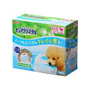 GEX 犬用 ピュアクリスタル サークル・ケージ 子犬用 循環式給水器 関東当日便