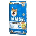 アイムス 体重管理用 チキン 小粒 5kg 正規品 ドッグフード IAMS 成犬用 関東当日便