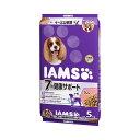 アイムス 7歳以上用 ラム&ライス小粒 5kg ドッグフード 正規品 IAMS 高齢犬用 関東当日便