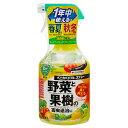 殺虫剤 ベニカベジフルスプレー 1000mL カイガラムシ アブラムシ【HLS_DU】 関東当日便