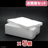 発泡スチロールA TI−100(II)(W40×D32.5×H18cm) お買い得5個 関東当日便
