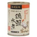 箱売り ペットライブラリー 納得素材鶏頭缶水煮 375g 1箱24缶入り ドッグフード 関東当日便
