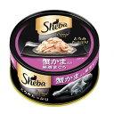 シーバ プレミオ 蟹かま入り厳選まぐろ 75g キャットフード シーバ 6缶入り【HLS_DU】 関東当日便